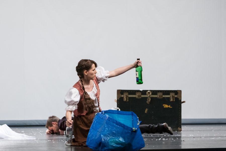 Staatstheater - Kagel - Mozarteum