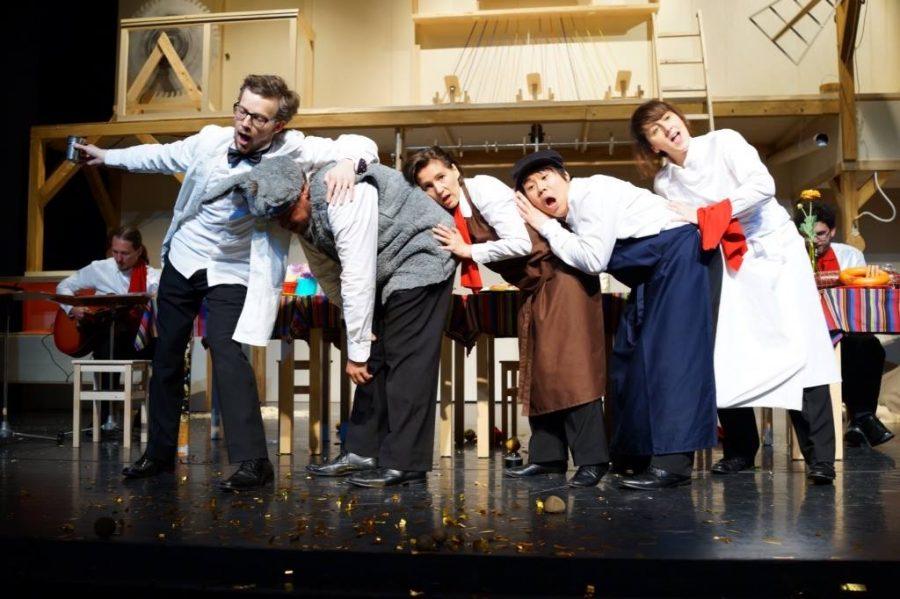 Tischlein deck dich - Theater an der Rott // (c) Rupert Rieger