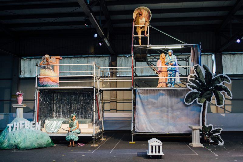 Orpheus in der Unterwelt - Oper rund um 2020 // (c)kalinkaphoto